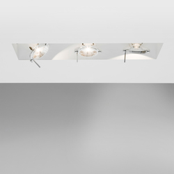 K-hole 3 total recessed | Lampade soffitto incasso | Omikron Design