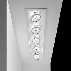 K-hole 5 total recessed trim | Illuminazione generale | Omikron Design