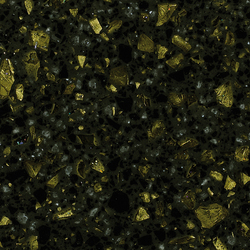 STARON® Tempest gold leaf | Compuesto mineral planchas | Staron