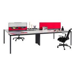 Calvino Operational Desk System | Sistemi tavolo | Koleksiyon Furniture