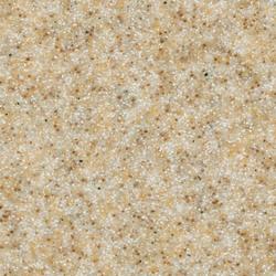 STARON® Sanded vermillion | Rivestimento di facciata | Staron