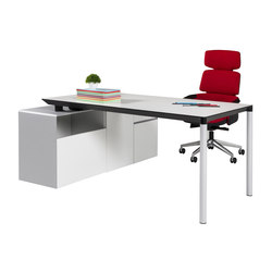 Calvino Operational Desk System | Escritorios individuales | Koleksiyon Furniture
