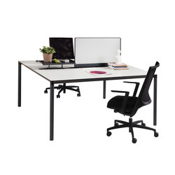 Calvino Operational Desk System | Tischsysteme | Koleksiyon Furniture