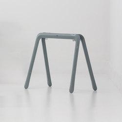 Koza II | grey | Tischböcke / Tischgestelle | Zieta