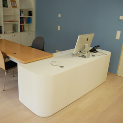 STARON® Workstation | Reception desks | Staron