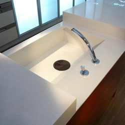 STARON® Sink | Kitchen sinks | Staron