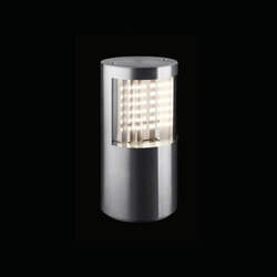 hotel aqua LED antiglare, single-sided | Outdoor wall lights | Nimbus