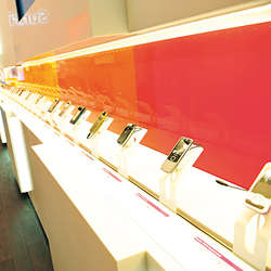 STARON® Display system | Systèmes architecturaux | Staron