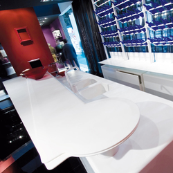 STARON® Counter | Reception desks | Staron