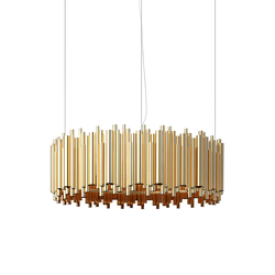 Brubeck Suspension | Iluminación general | Delightfull