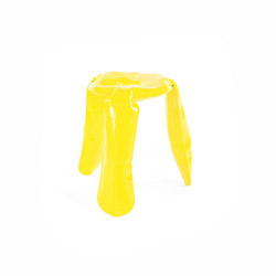 Plopp Stool | Mini | yellow | Tabourets | Zieta