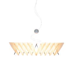 eCCCo | Lampade a sospensione in plastica | Lucelab