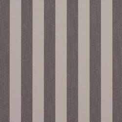 Solids & Stripes Graumel | Tissus d'ameublement d'extérieur | Sunbrella