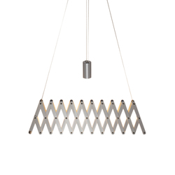 fleXXXibile standard | aluminium | Pendant lights in aluminium | Lucelab