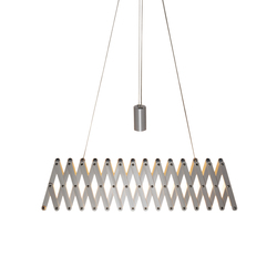 fleXXXibile medium | aluminium | Pendant lights in aluminium | Lucelab