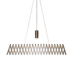 fleXXXibile xxl | aluminium | Pendant lights in aluminium | Lucelab