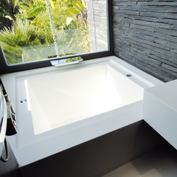 STARON® Bathtub | Built-in baths | Staron