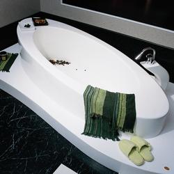 STARON® Bathtub | Matériau minéral | Staron