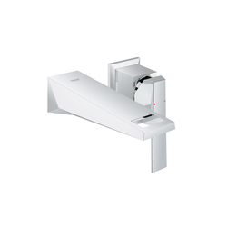 Allure Brilliant Two-hole basin mixer | Wash-basin taps | GROHE