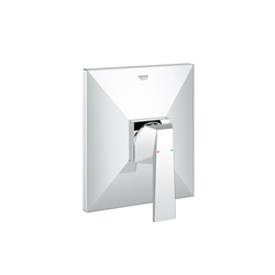 Allure Brilliant Single-lever shower mixer | Robinetterie de douche | GROHE