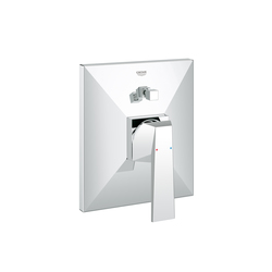 Allure Brilliant Single-lever bath mixer | Bath taps | GROHE