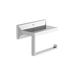 Allure Brilliant Toilet paper holder | Portarotolo | GROHE
