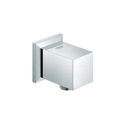 Allure Brilliant Shower outlet elbow, 1/2"