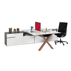 Partita Operational Desk System | Sistemas de mesas | Koleksiyon Furniture