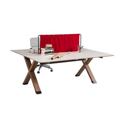 Partita Operational Desk System | Separadores de mesa | Koleksiyon Furniture