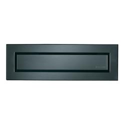 CeraNiveau stainless stell matt black | Linear drains | DALLMER
