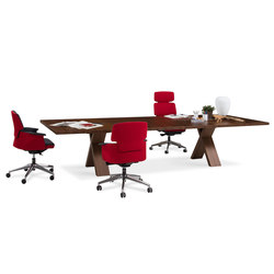 Partita Meeting Desk | Mesas contract | Koleksiyon Furniture