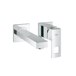 Eurocube Two-hole basin mixer | Wash-basin taps | GROHE