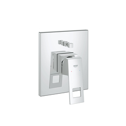 Eurocube Single-lever bath mixer | Bath taps | GROHE