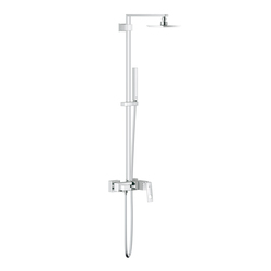 Eurocube Shower system for wall mounting | Grifería para duchas | GROHE