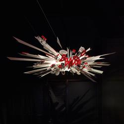 Comic Explosion | Lámparas de suspensión | Ingo Maurer