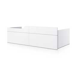 reception desk | Banconi | Sedus Stoll