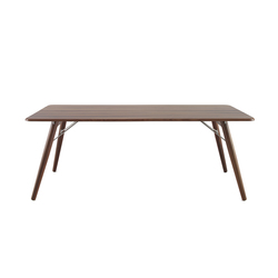 HOLZER table | Dining tables | LÖFFLER