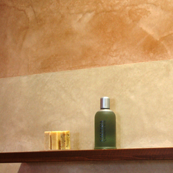 Bagno | Wall coatings | Stucco Pompeji