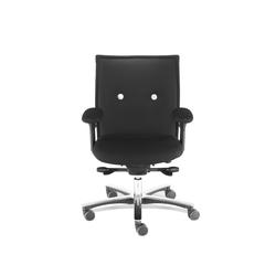 KNOPFLER | Task chairs | LÖFFLER