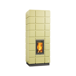 Polinea 02 | Wood burning stoves | POLI Keramik