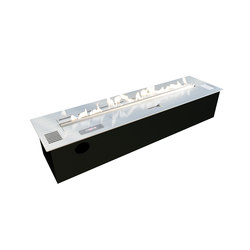 Fire Line Automatic 2 model E | Ventless ethanol fires | Planika