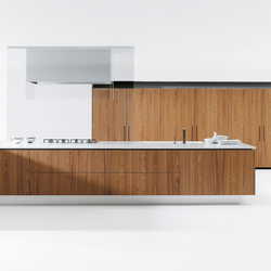 Barna vert. xamer ent. natural | Fitted kitchens | DOCA