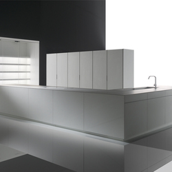 Gum blanco | Fitted kitchens | DOCA