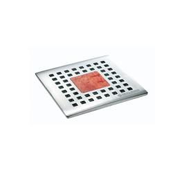 Quadra Stone Rosso Verona 145r10 | Plate drains | DALLMER