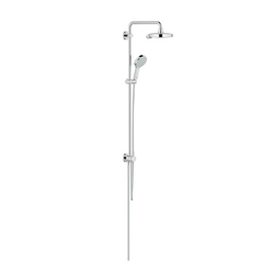Power & Soul Shower system wall mounted | Shower taps / mixers | GROHE
