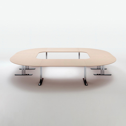 Comm | Conference table systems | Müller Manufaktur