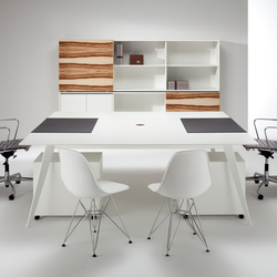 LinieM | Desking systems | Müller Manufaktur