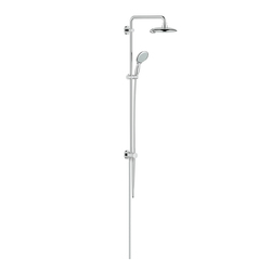 Power & Soul Shower system with diverter for wall mounting | Shower taps / mixers | GROHE