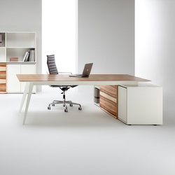 LinieM | Executive desks | Müller Manufaktur