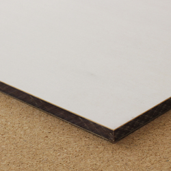 Pigmented veneer faced compact grade HPL | Wood / Wood fibres | selected by Materials Council